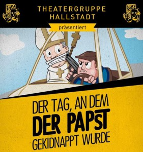 Die Theatergruppe Hallstadt zeigt wieder, was sie kann!